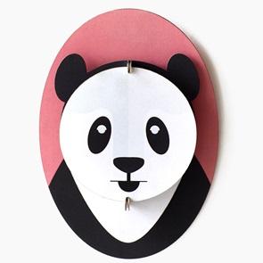 Panda wallobject