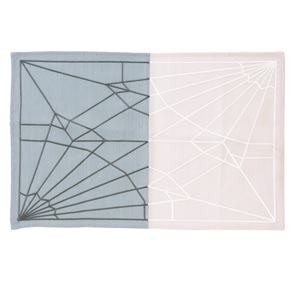 placemat Unfolded blush*