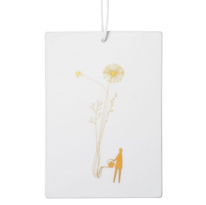 Wandobject bloemen