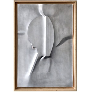 Recollections collages Aluminium