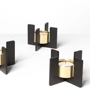 Set 3 Tea Light Holders