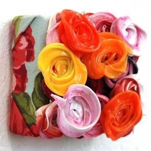 Flat flowers 7