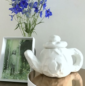 Teapot China
