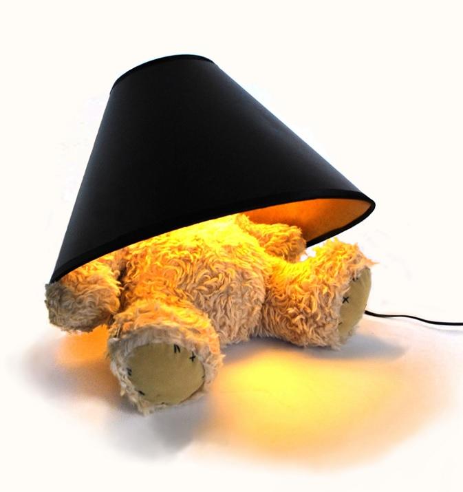 Teddy Bear Lamp ...