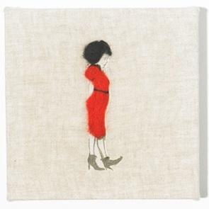 My Girl Red dress