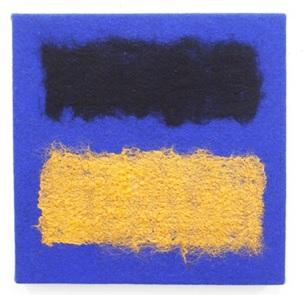 Textiel kunstwerk 4