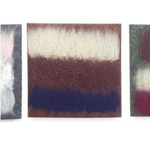 Textiel kunstwerk 2 Nieuw