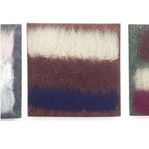 Textiel kunstwerk 2