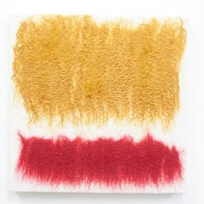 Textiel kunstwerk 7 Nieuw
