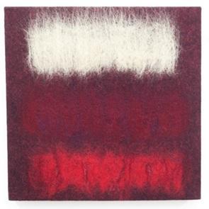 Textiel kunstwerk 10