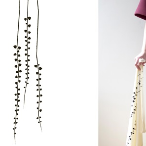 Theedoek* Rosary Vine