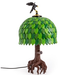 Tiffany Boom Lamp