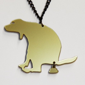 GoldenTurd Ketting*