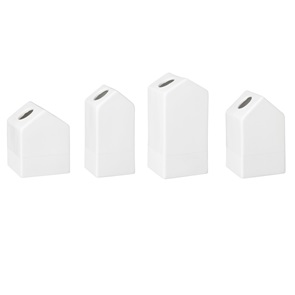 House vases set of 4