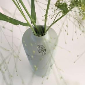 Vaas karaf Insect groen