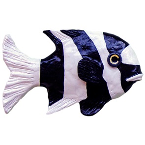 Humbug Damselfish lover Wallobject