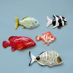 Boarfish wall object