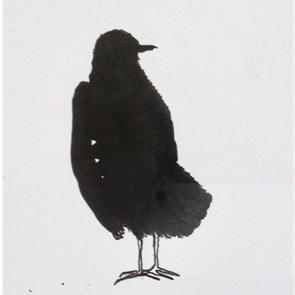 Kunstwerk droom vogel 2
