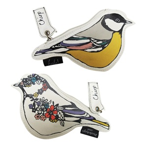 Vogel portemonnee*