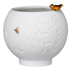 Bird little bowl