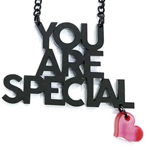 You are special ketting A*