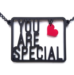 You are special ketting B*