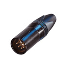 Audio XLR cable connectors 5 polig          NC5MXX-B