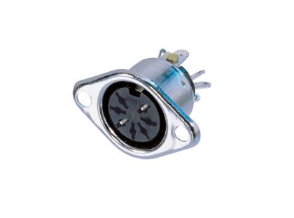 Neutrik-REAN DIN Chassis Connectors.  NYS326