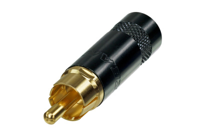 Neutrik-REAN  RCA/Cinch Plugs NYS352BG