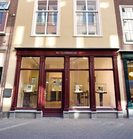 Gouden ring Den Haag