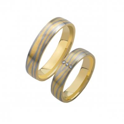Promises trouwringen