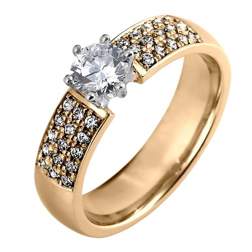Gouden Verlovingsring
