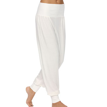 Siesta Baggy Pants Ivory