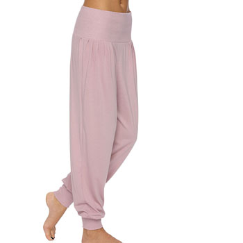 Siesta Baggy Pants Mauve