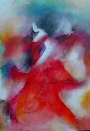 Schilderij - giclée op canvas