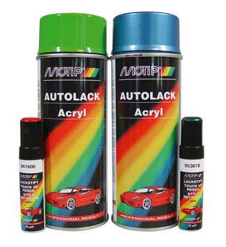 motip autolak kleurcode