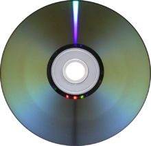 De digitalisaties worden op een DVD gezet 4,7 Gb