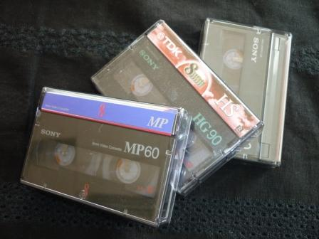 Mini DV videoband scannen en omzetten naar MPEG