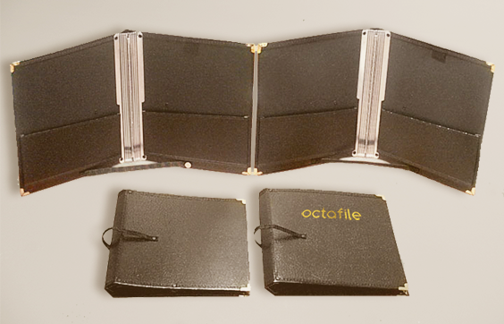 Octafile choir folders