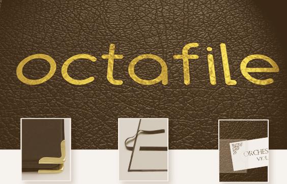 Octafile gold foiling