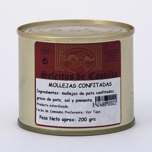 Mollejas - 200 gr