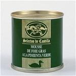 Mousse de Foie Gras a la Pimienta Verde - 95 gr