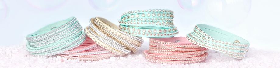 Nieuw: trendy wikkelarmbanden