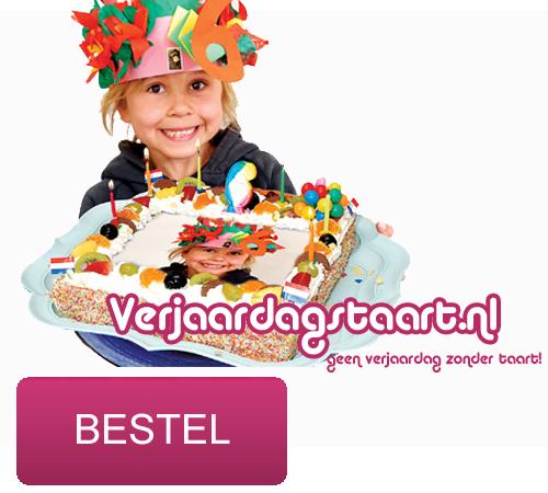 Kinder verjaardagstaart