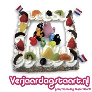 Barbapappa taart