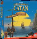 De Zeevaarders van Catan (uitbreiding op het basisspel)
