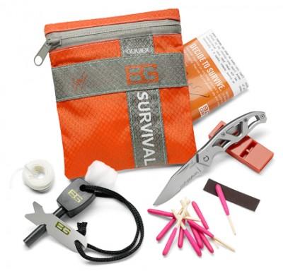 Gerber Survival Kit