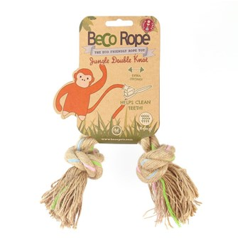 BECO ROPE DOUBLE JUNGLE KNOT LARGE