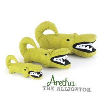 BECO TOY ARETHA ALLIGATOR SMALL