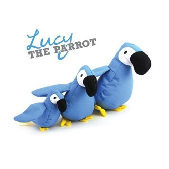 BECO TOY LUCY PARROT MEDIUM